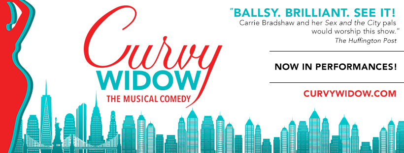 Curvy Widow opens Off Broadway at the Westside Theater